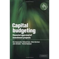 Picture of Capital Budgeting: Financial Appraisal of Investment Projects