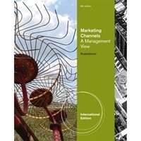 Picture of Marketing Channels: A Management View