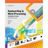 Picture of Keyboarding and Word Processing, Complete Course, Lessons 1-120: Microsoft Word 2010