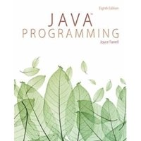 Picture of Java Programming 8th Edition
