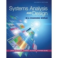 Picture of Systems Analysis and Design in a Changing World (1-1Z4Z3R1