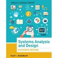 Picture of Systems Analysis and Design 2017