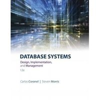 Picture of Database Systems: Design, Implementation, & Management