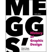 Picture of Meggs Histroy of Graphic Design.