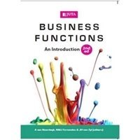 Picture of Business Functions - an Introduction