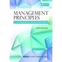 Picture of Management Principles A contemporary Edition for Africa