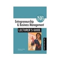 Picture of Entrepreneurship & Business Management N6 - Lg