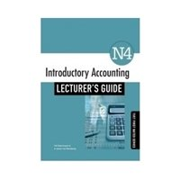 Picture of Introductory Accounting N4 LG