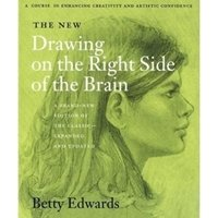 Picture of New Drawing on right side of brain