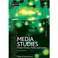 Picture of Media Studies — Volume 1 - Media History, Media and Society