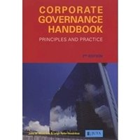 Picture of Corporate Governance Handbook - Principles and Practice (2010 - 2nd edition)