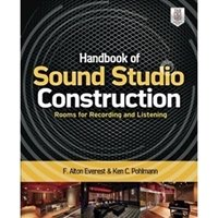 Picture of Handbook of Sound Studio Construction