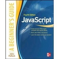 Picture of JavaScript A Beginners Guide 4/E