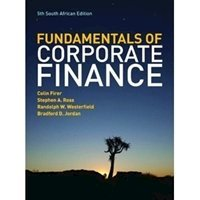 Picture of Fundamentals of Corporate Finance : South African Edition