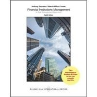 Picture of Financial Institutions Management: A Risk Management Approach