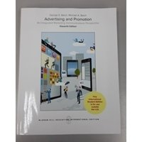 Picture of Advertising and Promotion: An Integrated Marketing Communications Perspective