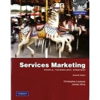 Picture of  Services Marketing