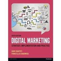 Picture of  Digital Marketing: Strategy, Implementation and Practice 6ed