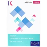 Picture of Kaplan - CIMA BA3 Fundamentals of Financial Accounting