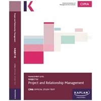 Picture of Kaplan  - CIMA - E2 Project and Relationship Management - Study Text