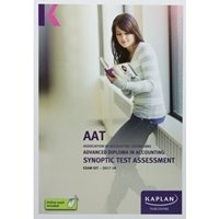 Picture of Kaplan - AAT Advanced Diploma Synoptic Test Assessment