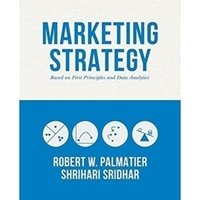 Picture of Marketing Strategy: Based on First Principles and Data Analytics