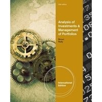 Picture of Analysis Investments And Management Of Portfolios