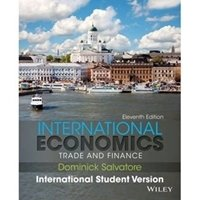 Picture of  International Economics Trade and Finance, International Student Version