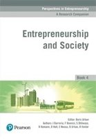 Picture of Entrepreneurship and Society, Book 4: Perspectives in Entrepreunership, A Research Companion