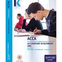 Picture of Kaplan - ACCA  - AB - Accountant in Business  - Study Text