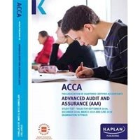 Picture of Kaplan - ACCA  - AAA - Advanced Audit and Assurances  - Study Text