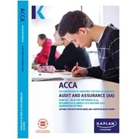 Picture of Kaplan - ACCA  - AA - Audit and Assurance  - Exam Kits