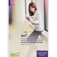 Picture of Kaplan - AAT - Advanced Bookkeeping - Exam Kit