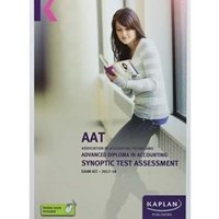 Picture of Kaplan - AAT -  - Advanced Diploma in Accounting Synoptic Test Assessment - Exam Kits