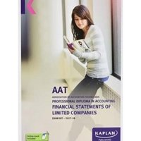 Picture of Kaplan - AAT -  - Financial Statements of Limited Companies - Exam Kits