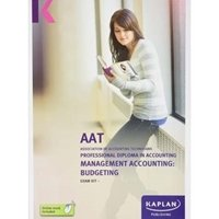 Picture of Kaplan - AAT -  - Management Accounting: Budgeting - Exam Kits