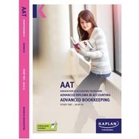 Picture of Kaplan - AAT - Advanced Level - Advanced Bookkeeping - Study Text