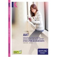 Picture of Kaplan - AAT - Advanced Level - Ethics for Accountants - Study Text