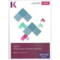 Picture of Kaplan  - CIMA - BA1 Fundamentals of Business Economics - Study Text