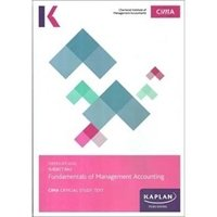 Picture of Kaplan  - CIMA - BA2 Fundamentals of Management Accounting - Study Text