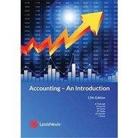Picture of Accounting an Introduction