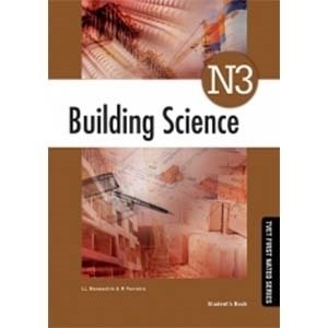 Picture of  Building Science N3 (NEW)