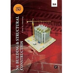 Picture of  Building & Structural Construction N4 - Hands-On!: Print on demand - 2 - 3 weeks