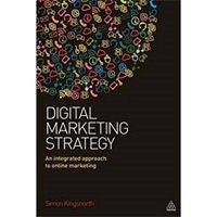 Picture of Digital Marketing Strategy: An integrated approach to online marketing