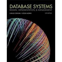 Picture of  Database Systems Design, Implementations and Management