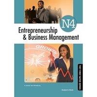 Entrepreneurship & Business Management N4
