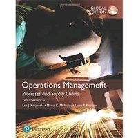Picture of  Operations Management: Processes and Supply Chains, Global Edition