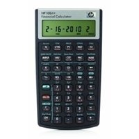 Picture of HP Calculator 10BII