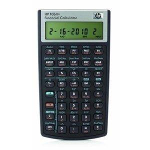 Picture of HP Calculator 10BII
