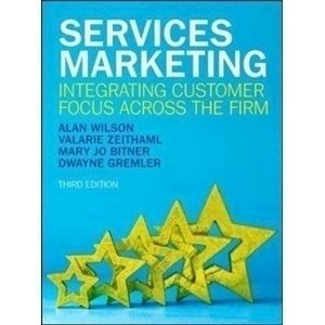 Picture of  Services Marketing: Integrating Customer Focus Across Firm